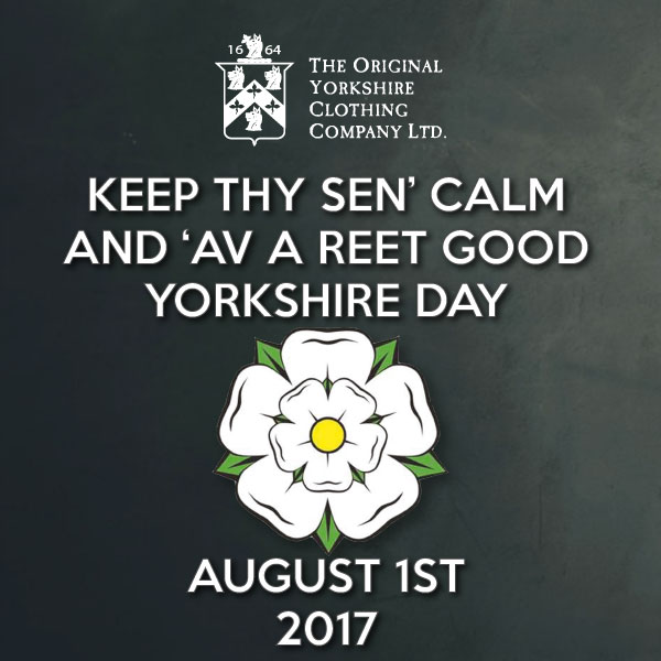 TOYCCL Celebrates Yorkshire Day In Keighley