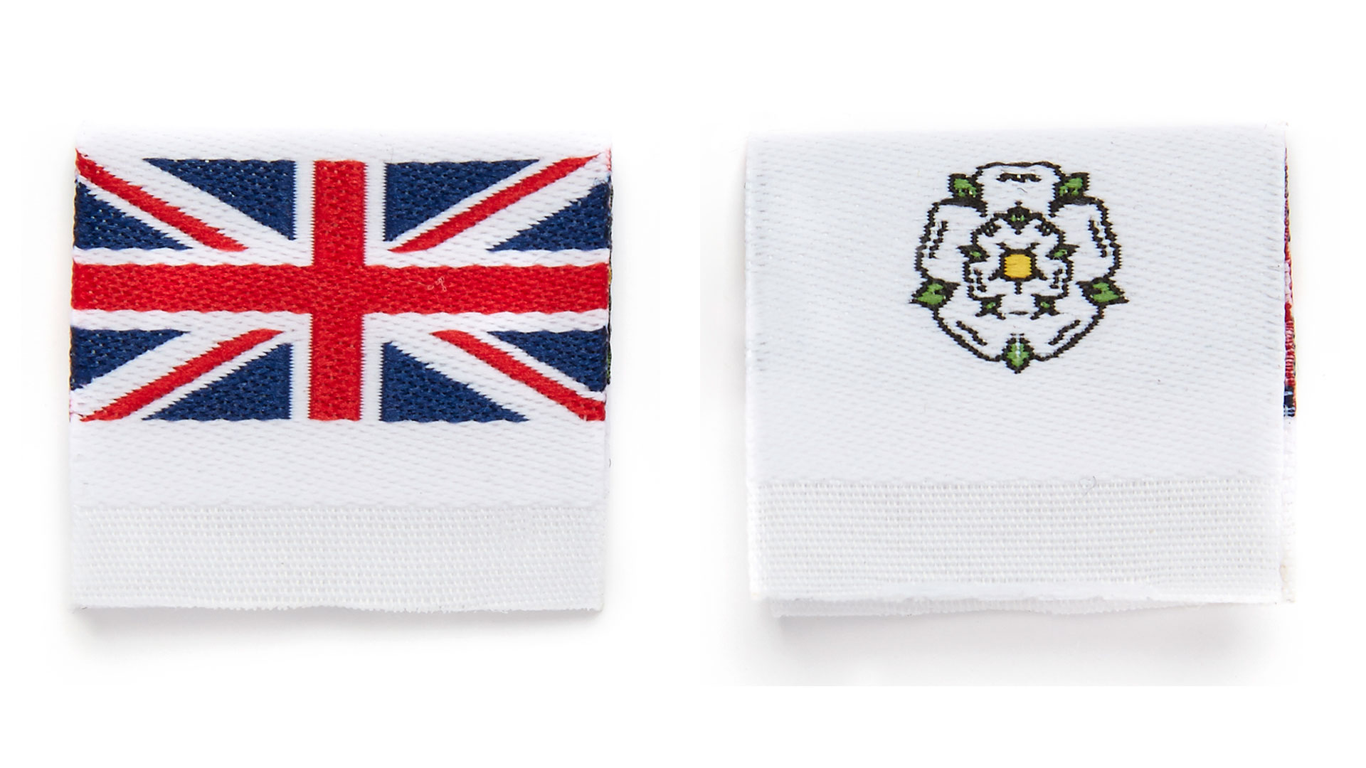 British Yorkshire Side Tab